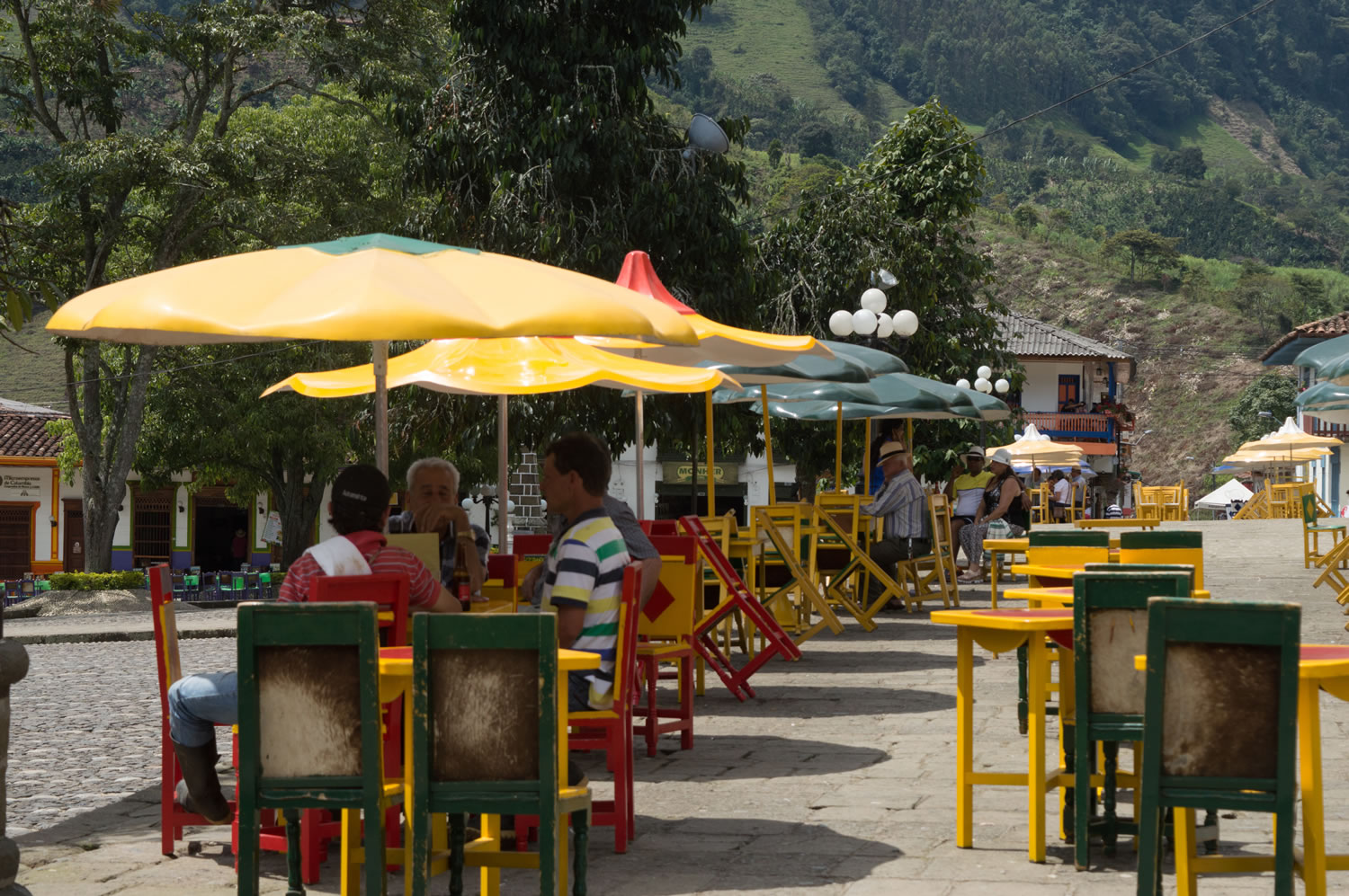 Coffee Tour In Jard N Antioquia Airport Pick Up Service  # Table De Jardin Simply Market